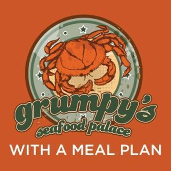 Grumpy's Seafood Palace with a Meal Plan