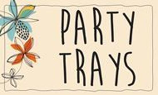 Party Tray - Cookie Trays