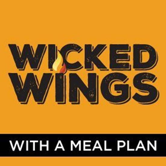 Picture of Wicked Wings with a Meal Plan
